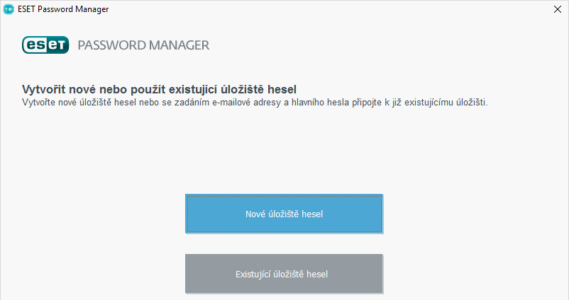 ESET Password Manager