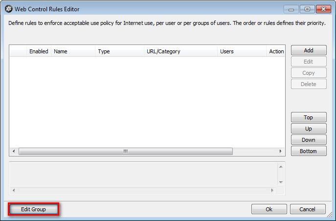 Editor pravidel