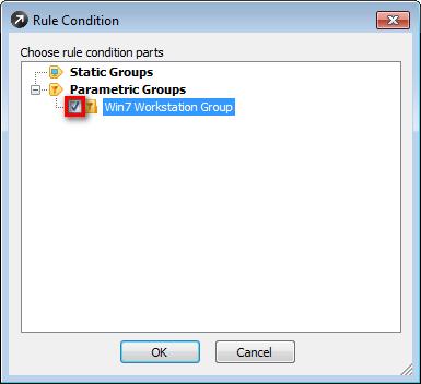 Podmínky platnosti pravidla