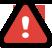 Červená trojúhelníková varující ikona znamená, že váš router obsahuje chyby v zabezpečení a může být infikován